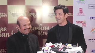 Hrithik Roshan Sings His Favourite Song Tere Jaisa Yaar Kahan for Uncle Rajesh Roshan