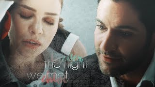 Lucifer & Chloe | The Night We Met #LuciferSaved