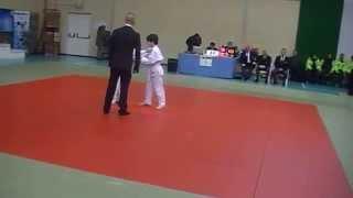 preview picture of video 'EVVE Judo Ciserano 2015 cat. Ragazzi -35kg'