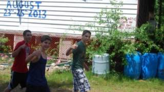 camp gesher 2013 part 1