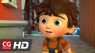 "CGI Animated Short Film ""Embarked"" by Adele Hawkins, Mikel Mugica and Soo Kyung Kang | CGMeetup"
