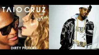 Taio Cruz Ft Kesha and Fabolous - Dirty Picture