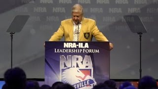 Joe Gregory's NRA Annual Meeting Invocation