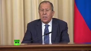 Главы МИД России и Эфиопии подводят итоги переговоров