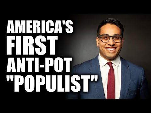 """Right-Wing """"Populist"""" Pundit is """"Distressed"""" His Viewers Are Smoking Pot"""