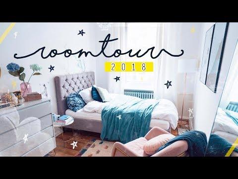 ROOMTOUR 2018 // Meine Schlafzimmer Tour - Pinterest Decor & Einrichtung // I'mJette