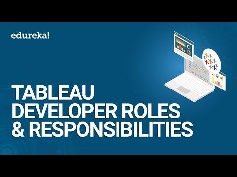 Tableau Developer Roles & Responsibilities   Become A Tableau ...