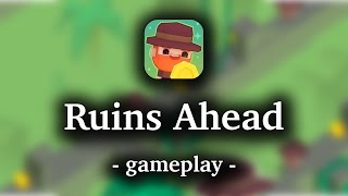 Ruins Ahead [by Robot Cake] - HD Gameplay (iOS/Android)