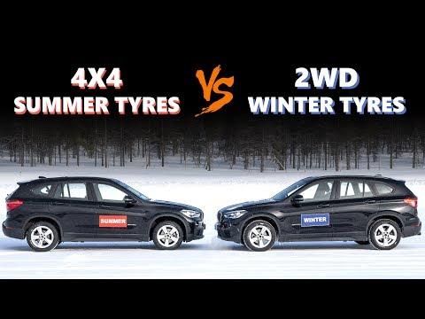 4WD VS Winter Tyres – Do you need winter tyres if you have 4WD?