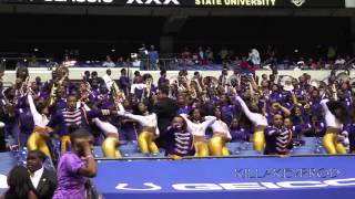Alcorn State University - Knockin' Pictures Off The Wall - 2013