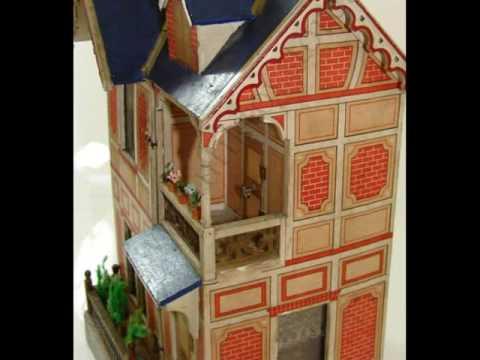 Gottschalk Puppenhaus · Gottschalk doll's house