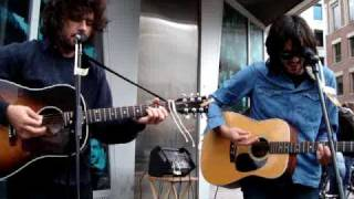 the Arkells - Abigail - Busking for Change
