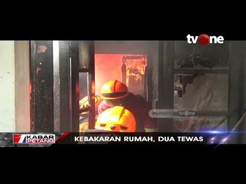 Dua Orang Perempuan Paruh Baya Tewas dalam Insiden Kebakaran di Kota Bandung
