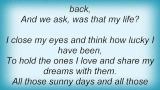 Jo Dee Messina - Was That My Life Lyrics