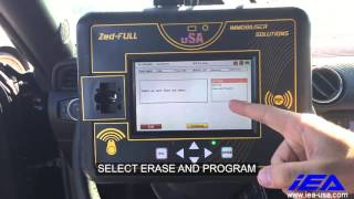 2016 FORD MUSTANG PROX KEY PROGRAMMING WITH ZED-FULL