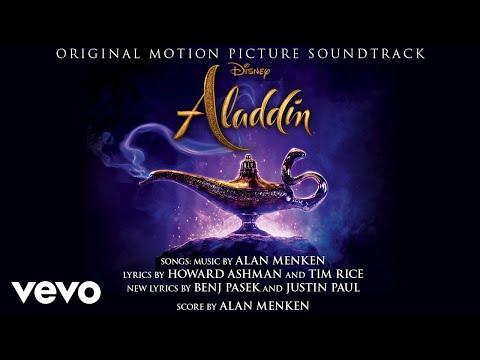 """Mena Massoud, Naomi Scott - A Whole New World (From """"Aladdin""""/Audio Only)"""
