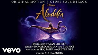 "Mena Massoud, Naomi Scott   A Whole New World (From ""Aladdin""Audio Only)"