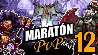 Batallas de Maratón PVP #12 - Mutants Genetic Gladiators