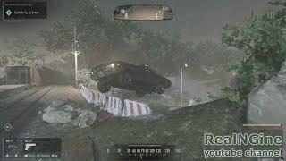 Mafia III PS4 - Аварии и трюки