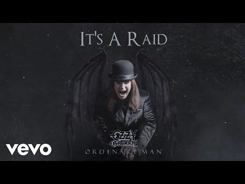 Ozzy Osbourne - It's A Raid (Audio) ft. Post Malone