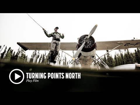 "Fly Fishing for Northern Pike in ""Turning Points North"" by RA Beattie"