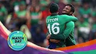 Spectacular Shakib sees Bangladesh move to fifth place on the points table