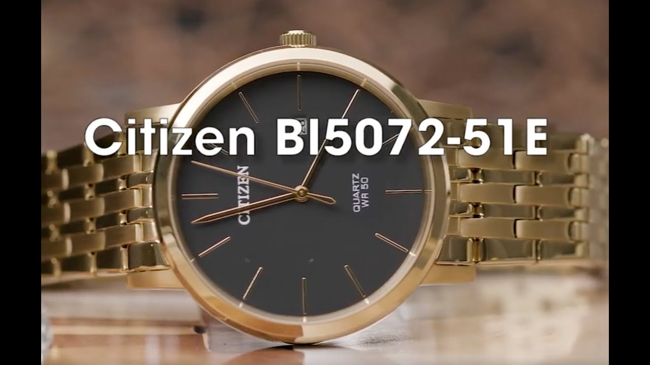 Citizen BE9180-52E - Nam