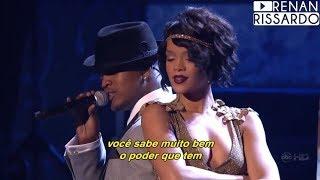 Rihanna ft. Ne-Yo - Umbrella & Hate That I Love You (Tradução)