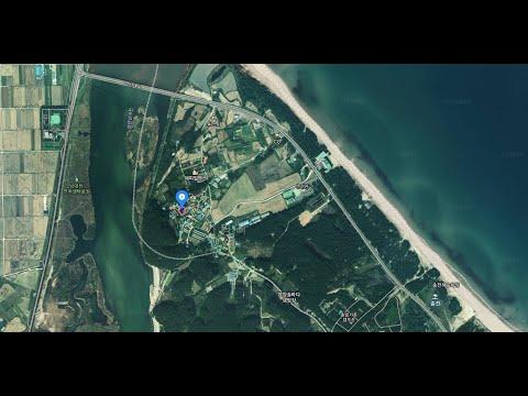 양양 개발의 핵심 지역이며 사통팔달교통망 설악산 남대천 바다조망