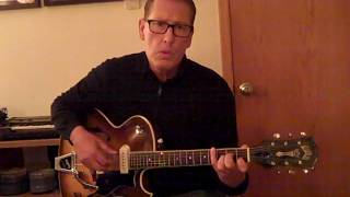 """Almost Blue"" performed by Jeff Allegue"