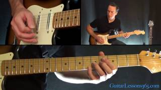 AC/DC - Moneytalks Guitar Lesson