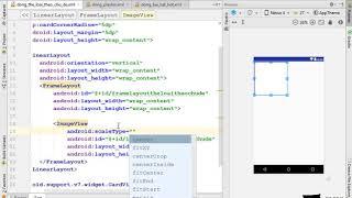 Bài 45: Đọc dữ liệu API của thể loại theo chủ đề và gán lên giao diện