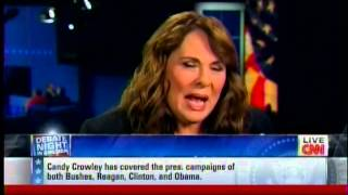 CNN's Candy Crowley: Romney Was Actually Right On Libya