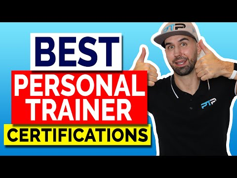 Best Personal Trainer Certification - How to Become a Trainer ...