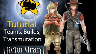 Victor Vran Tutorial - Part 2 Transmutation, Builds, and Working as a Team.