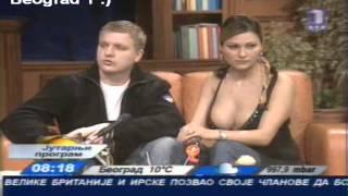 Provale sa TV ekrana, lapsusi voditelja, biseri TV Srbija.. II deo | Kholo.pk