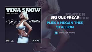 Plies & Megan Thee Stallion - Big Ole Freak (AUDIO)