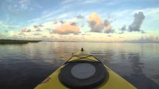 Fly Fishing Kayak in Port Aransas Texas Lydia Ann Flymasters