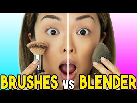 mp4 Beauty Blender Vs Brush, download Beauty Blender Vs Brush video klip Beauty Blender Vs Brush