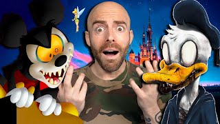 5 DISTURBING Facts About Disney! thumbnail