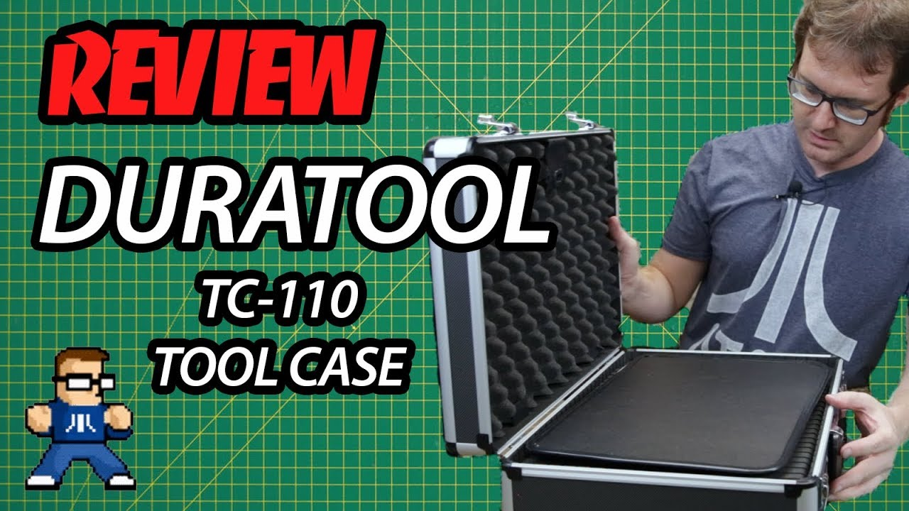 Newark TC-110 Tool Case Unboxing and Review
