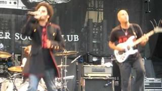Street Sweeper Social Club 100 Little Curses Live @ Jones Beach Theater Long Island 6/7/09
