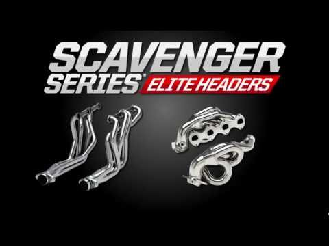 Flowmaster Scavenger Series Elite Headers