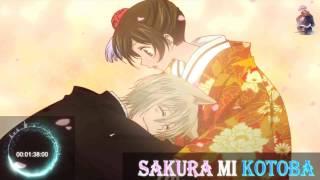 KamisamaHajimemashitaKako-henED3Hanae-SakuramiKotoba『ハナエ-桜ミコトバ』