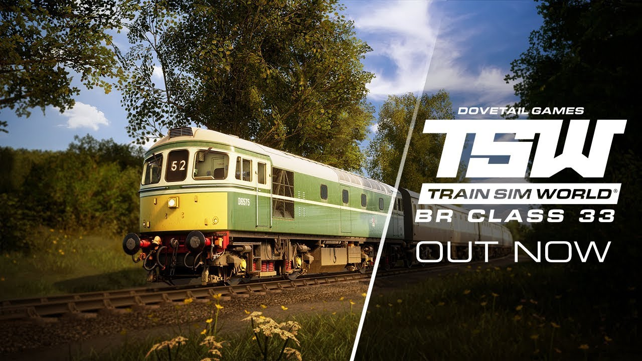 Train Sim World®: BR Class 33 Loco Add-On video 1