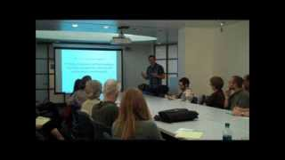 """""""Participatory urban planning: How can we get real"""" by Tim Merry, co founder of Art of Hosting"""