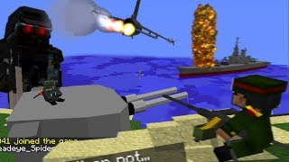 Minecraft Server WAR! - Tyrants and Plebeians Mk.4 mod pack JOIN NOW