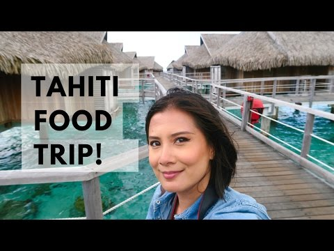 """Tahiti Food Trip! Eating my Way Around Tahiti and Moorea"" by Jean Holy Smithereens"