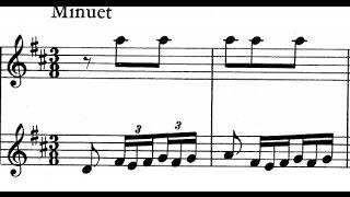 Scarlatti / Pamela Cook, 1967: Sonata in D Major, L 208 / K 397