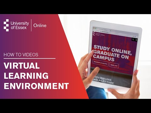 University of Essex Online video